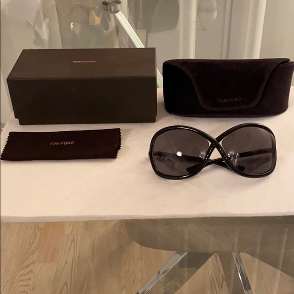Tom Ford Miranda Sunglasses. Authentic. Black.